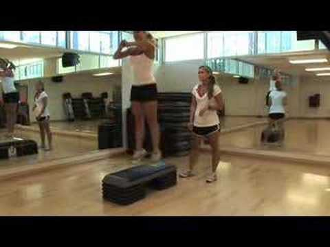 Free Fitness Plyometrics Workout Video