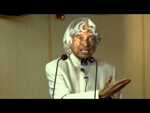 Inspirational Speech Of  Dr. A. P. J. Abdul Kalam - Must Watch  - Redpix 24x7 video