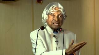 Inspirational Speech of  Dr. A. P. J. Abdul Kalam - must watch  - RedPix 24x7