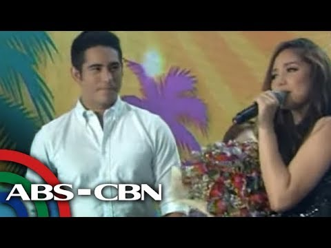 Gerald, Maja appear on 'ASAP' together