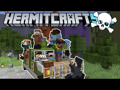 HERMIT ROAD TRIP - 51 - Hermitcraft - Season 6