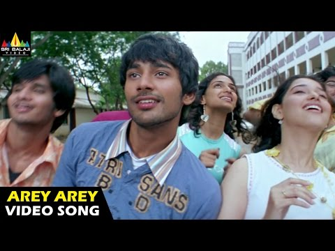 Arey Rey Video Song - Happy Days (Varun Sandesh Tamanna) - 1080p...