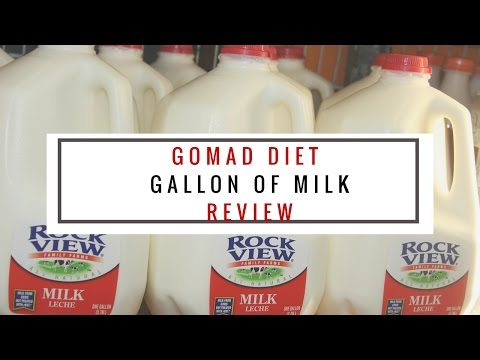 Is It Bad To Drink A Gallon Of Milk Everyday