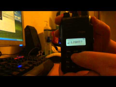 A look at a PX888 radio
