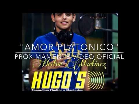 Hector Martinez Amor Platonico Estudio 2014