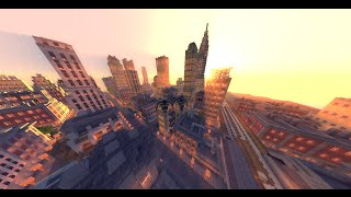 [Minecraft] New York Manhattan City - Free Download
