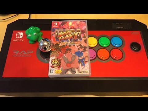 週末深夜のウル2配信 Ultra Street Fighter II: The Final Challengers