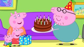 Peppa Pig English Episodes - Birthday compilation Peppa Pig Official