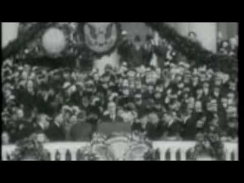 F.D.R.'s First Inaugural Speech: Nothing to fear
