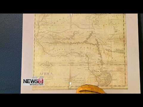 Connecticut's history tied to slavery