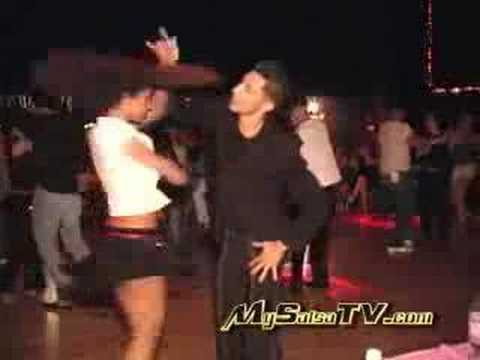 Tanja & Nery Salsa dancing