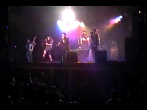 Dark Winter (Iron Maiden Tribute) - Aces High Live at LedSlay