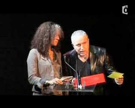 Les Lauréats 2007 des Césaire de la Musique