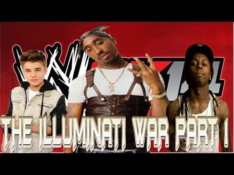 WWE 2K14: The Illuminati War Part 1(Custom Story)