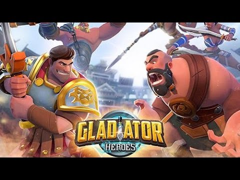 Gladiator Heroes Android GamePlay [1080p/60FPS] (By Genera Games)