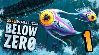 Subnautica Below Zero | IT BEGINS | Part 1