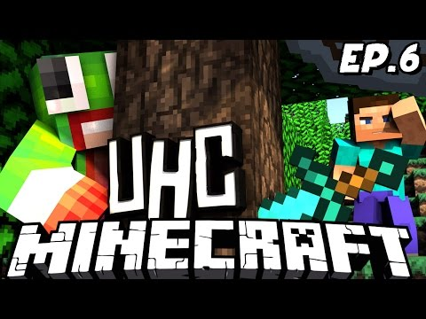 Minecraft YouTuber UHC - FINAL FIGHT! (Charity UHC EP 6) w/UnspeakableGaming & LOGinHDi