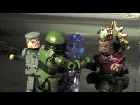 Minimates Halo Review Minimates Halo Series 4 Boxset