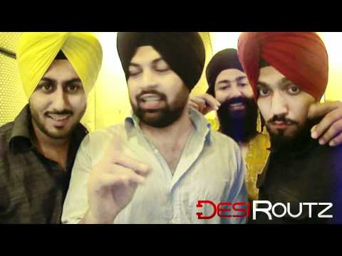 [ Desiroutz ] Making Of Kolaveri Di Ft Pinky Moge Wali ( Punjabi Version ) video