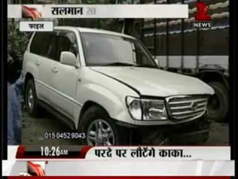 Zee News :Salman Khan in LEGAL TROUBLE over HIT & RUN case of 2002