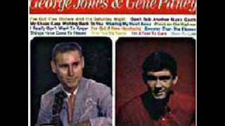 Watch George Jones Im A Fool To Care video