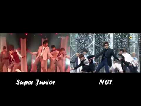 download lagu Super Junior VS NCT - Sorry Sorry gratis