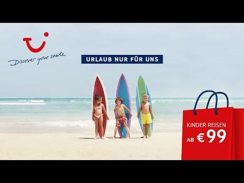 TUI Kinderfestpreis - Kinder reisen ab 99 €