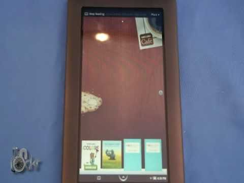 How To: Root the Nook Color (and Add the Android Market)