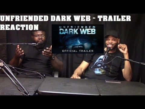 Unfriended Dark Web - Trailer Reaction