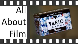 All About Film: Rollei Vario Chrome