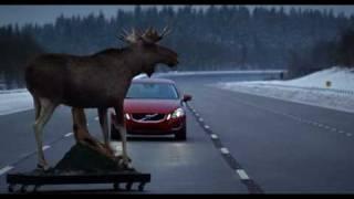 Volvo S60 Elk Test