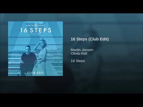 Olivia Holt ft. Martin Jensen - 16 Steps (Club Edit)