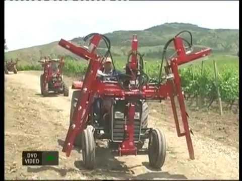 Αγροτικά μηχανήματα για αμπελουργία