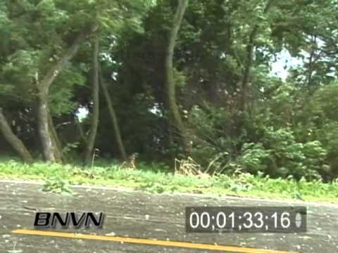 7/19/2003 Caught In Hail Storm Video