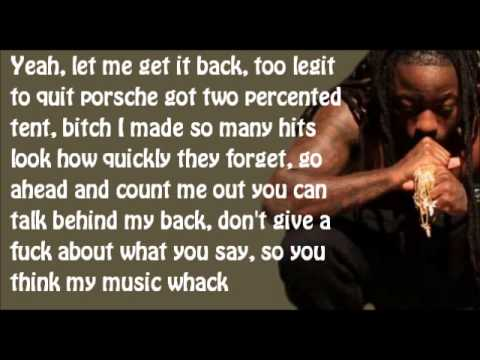 Ace Hood   Trials and Tribulations Lyrics