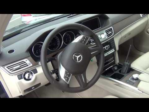 Noul Mercedes-Benz clasa E - testdrive și prezentare