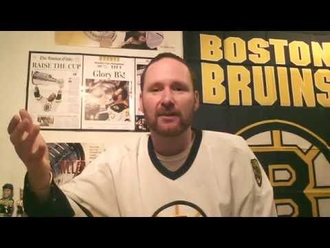 Boston Bruins - Montreal Canadiens series wrap up - Scott Travis Sports News