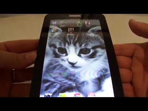 Review Galaxy Tab 3 Lite T110N 8GB Wi-fi Português Brasil