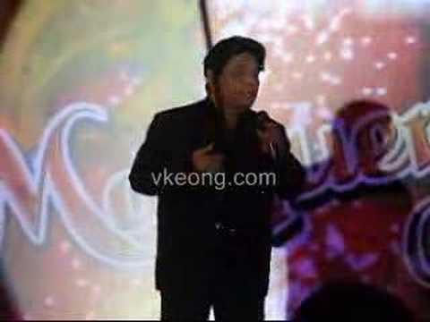 Yusoff Chong impersonating Samy Vellu