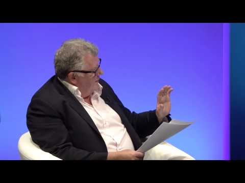 GEITF 2014 - Post MacTaggart Interview: David Abraham