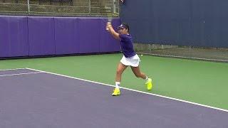 Recap: Washington women's tennis tops Washington State