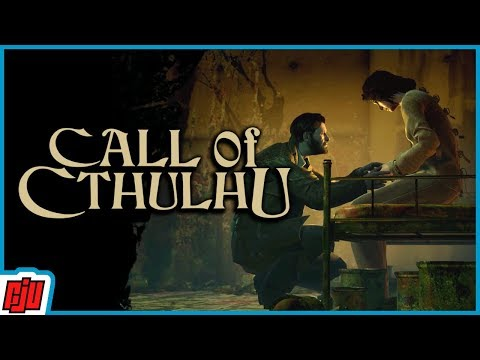 Call of Cthulhu Part 11 | Horror Game | PC Gameplay Walkthrough | 2018