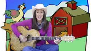 Old MacDonald had a Farm (with Patty Shukla) Mommy and Me Music | Nursery rhyme song for kids, baby