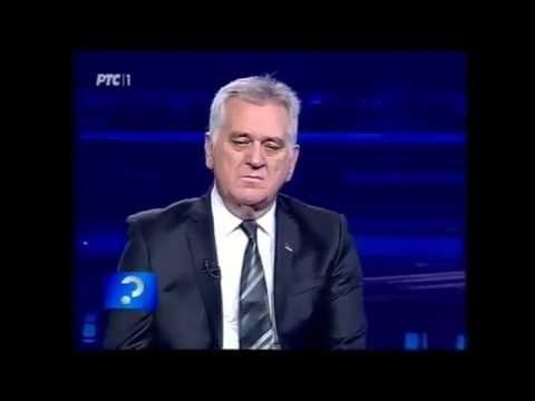 Tomislav Nikolić prvi put o Šešelju nakon izlaska iz Haga