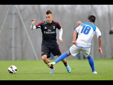 AC Milan: 13 goals in training match (11/04/2013)