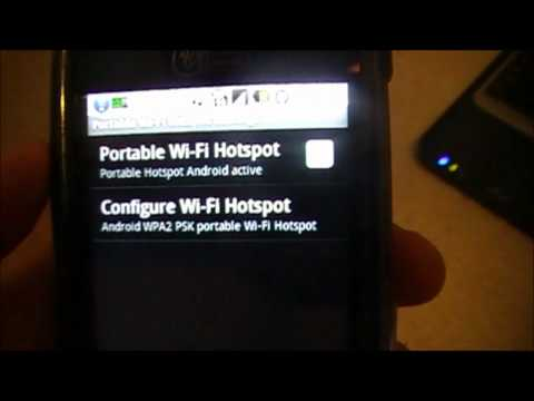 Turn Your Android Phone into a Wifi Hotspot for FREE Without Rooting!