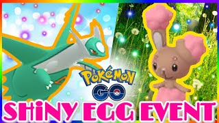 🚨 LiVE 🚨 SHiNY BUNEARY GRiND iRL 🐰 SHiNY LATiOS 🌠 EGG-TRAORDINARY EVENT | POKEMON GO iN  NYC 🗽