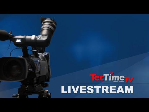 Live-Stream von TecTime TV - Zeit für Technik