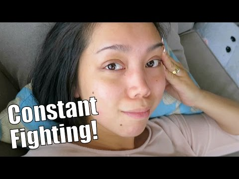 Constant Fighting-  March 22, 2015 ItsJudysLife Vlogs