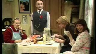 Alf Observes the 2-minute Silence 1974